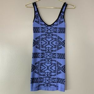 NWT Intimately Free People body con Aztec dress